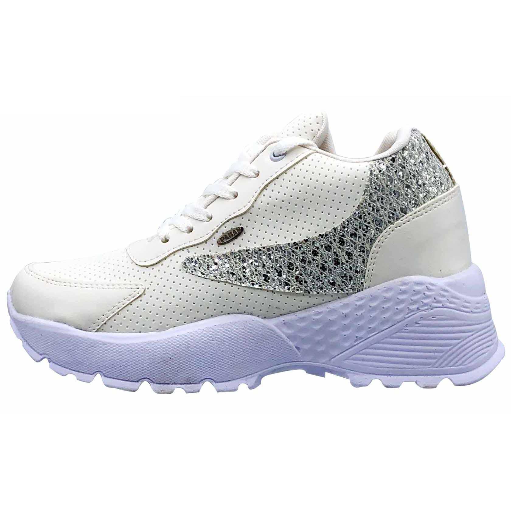تصویر کفش راحتی زنانه پابان کد 155 g