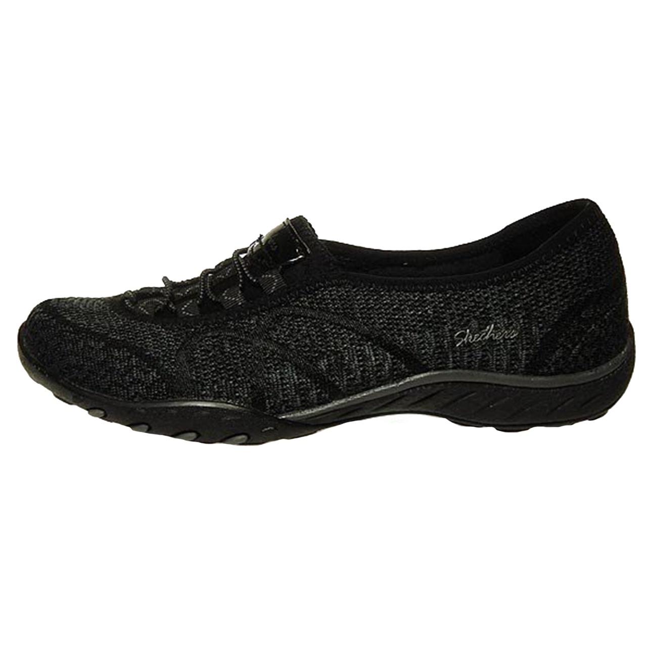 کفش مخصوص پیاده روی زنانه اسکچرز مدل MIRACLE 23045BLK