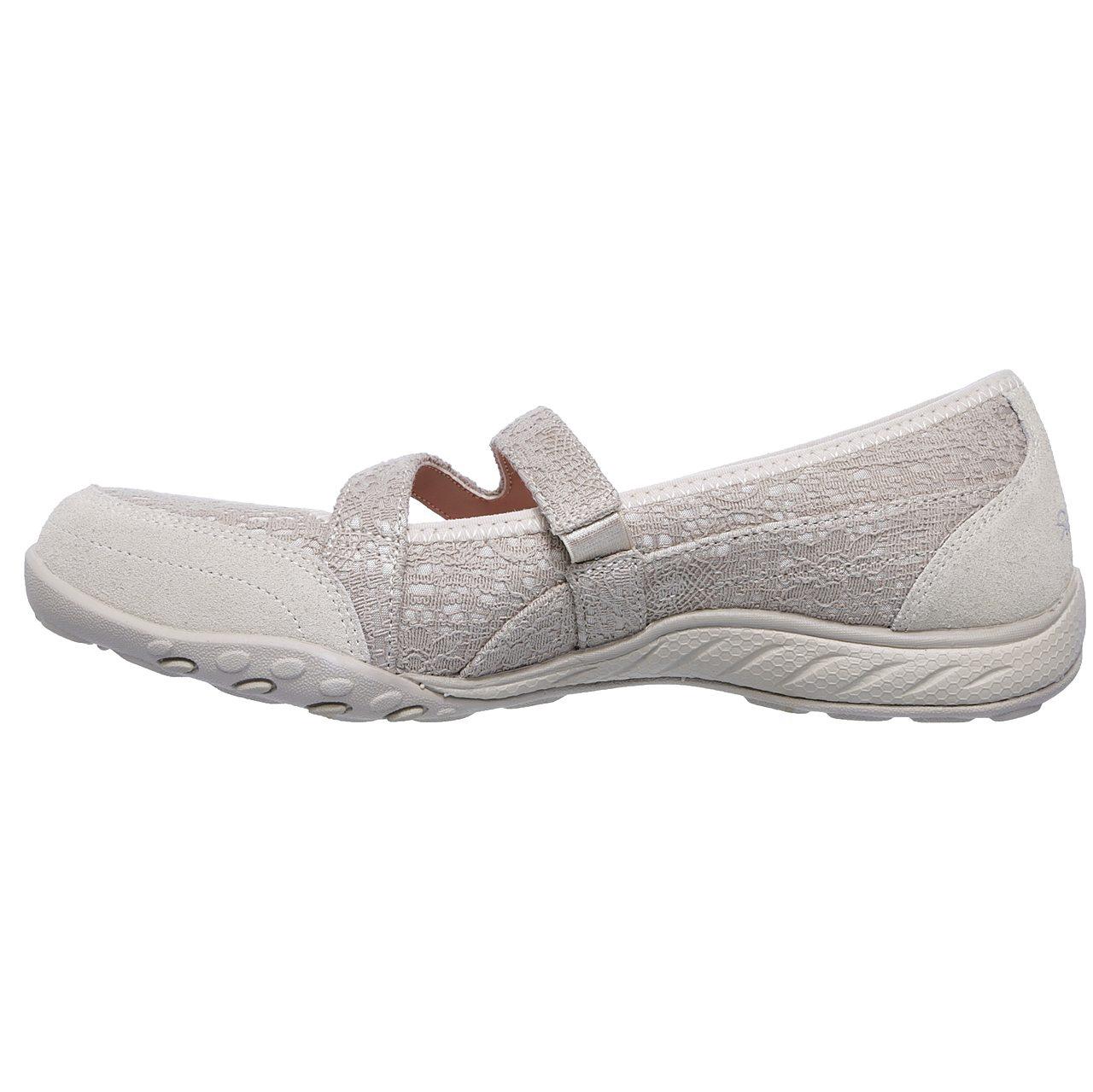 کفش مخصوص پیاده روی زنانه اسکچرز مدل MIRACLE 23098NAT
