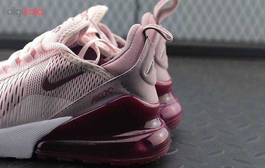 کفش راحتی زنانه نایکی مدل Airmax 270 Rose main 1 4