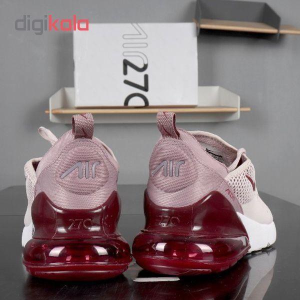 کفش راحتی زنانه نایکی مدل Airmax 270 Rose main 1 3