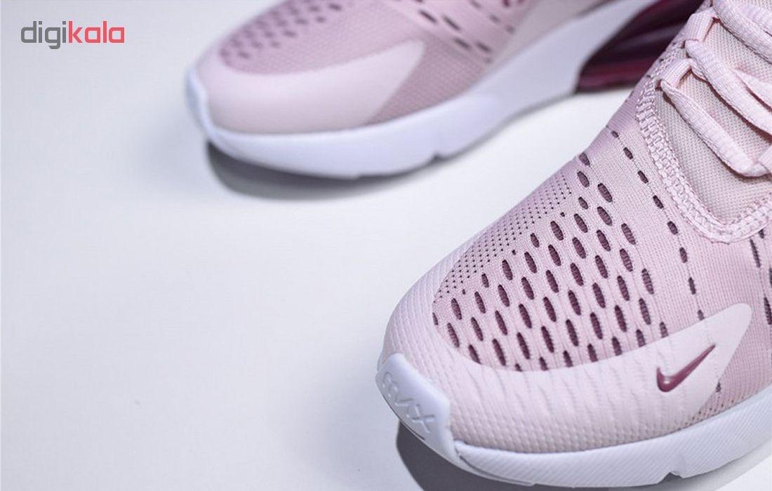 کفش راحتی زنانه نایکی مدل Airmax 270 Rose main 1 2