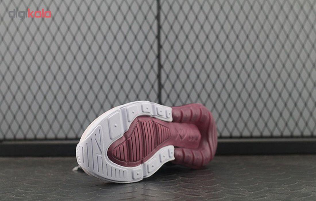 کفش راحتی زنانه نایکی مدل Airmax 270 Rose main 1 5