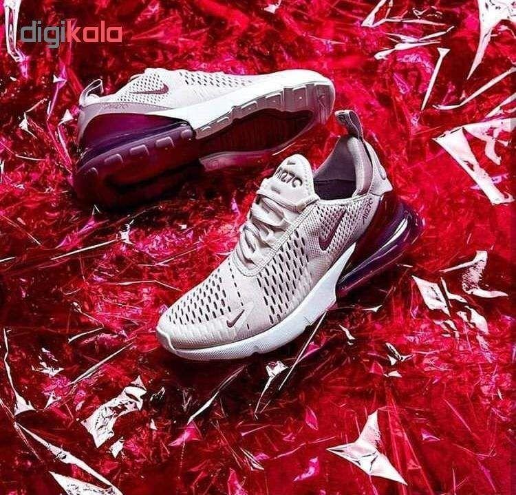 کفش راحتی زنانه نایکی مدل Airmax 270 Rose main 1 8