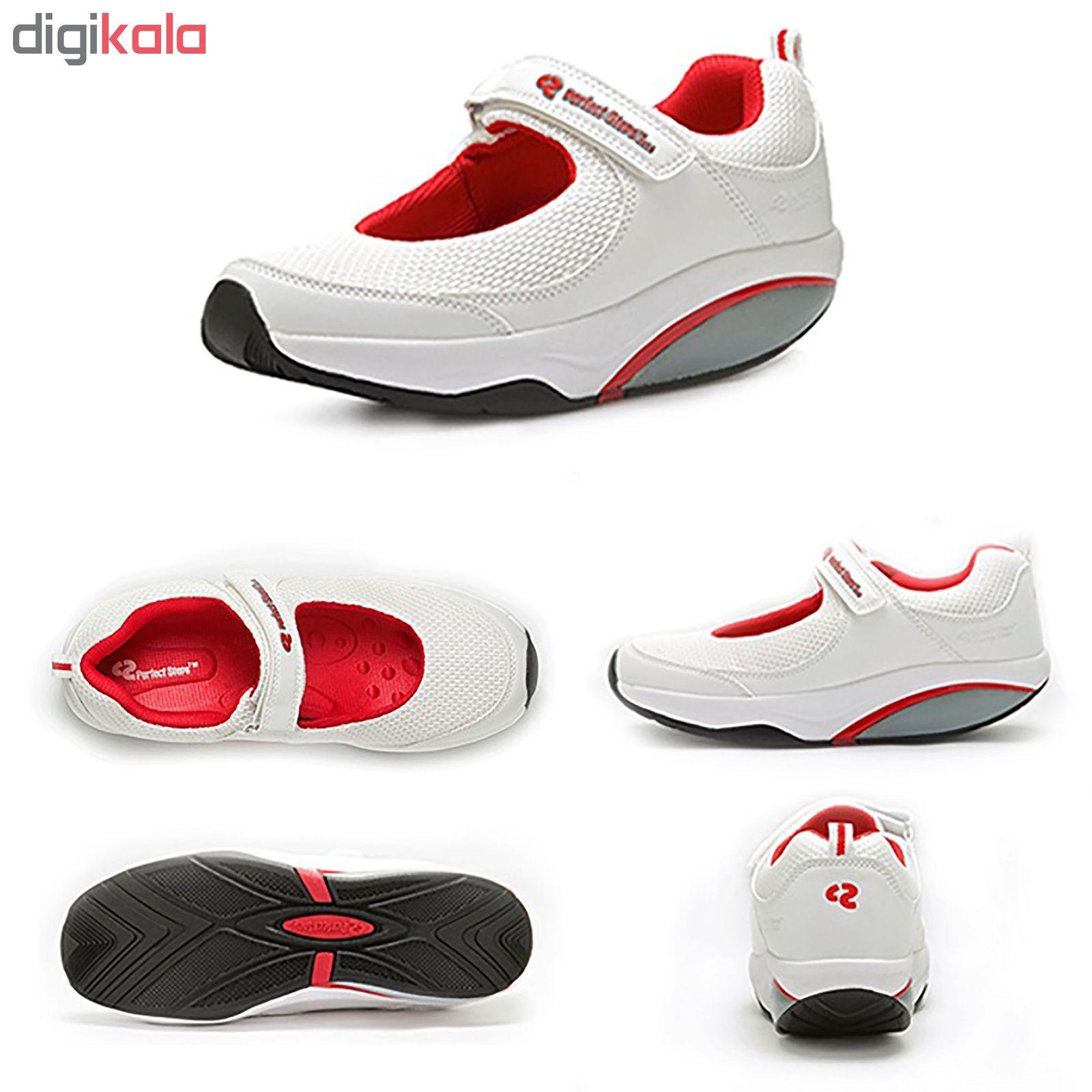 کفش مخصوص پیاده روی زنانه پرفکت استپس مدل آرمیس main 1 5