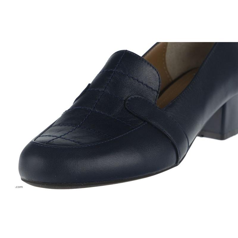 کفش زنانه چرم یاس مدل سانسا AB