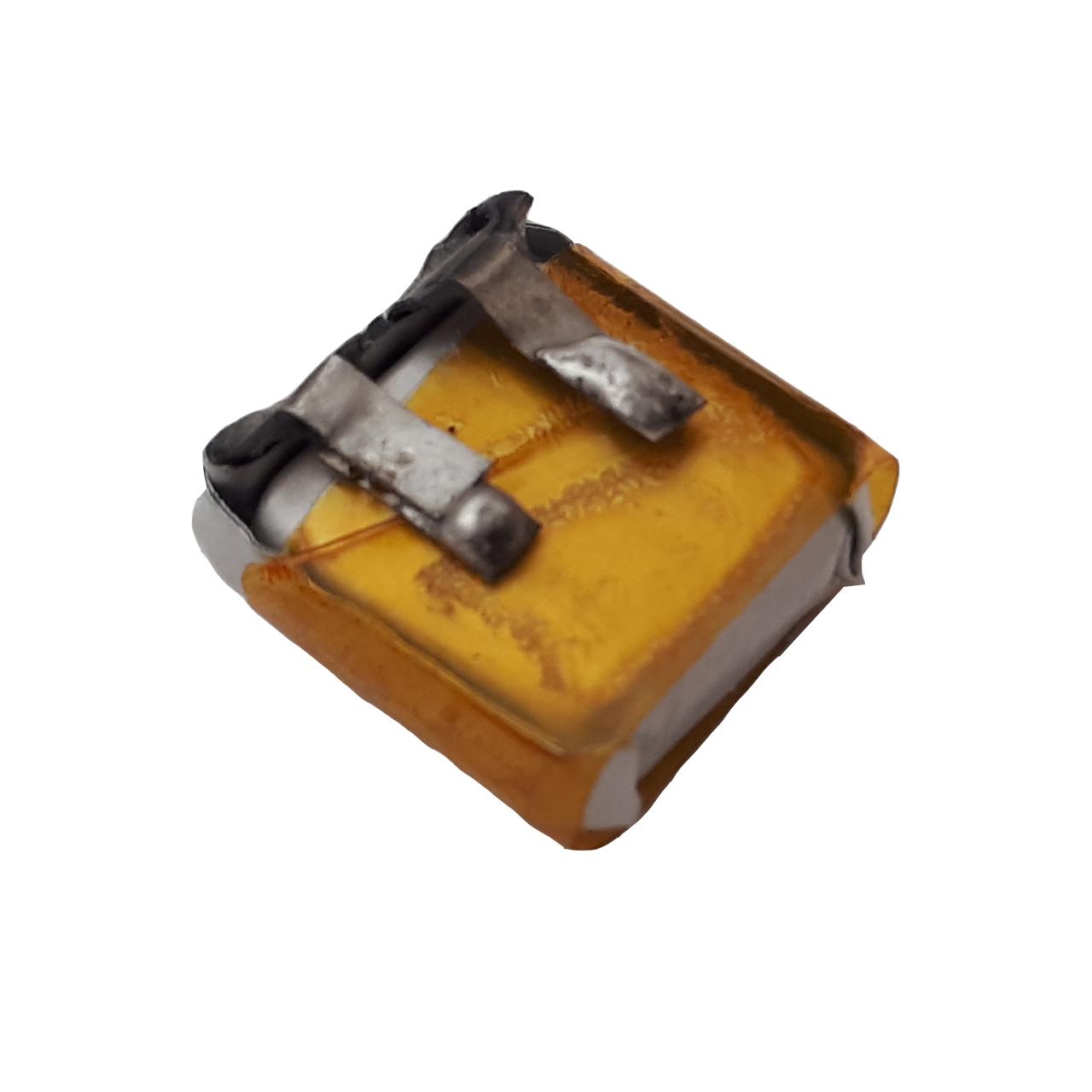 باتری لیتیوم-یون قابل شارژ کد ICR-6671 ظرفیت 90 میلی آمپرساعت مناسب برای اپل ایرپاد