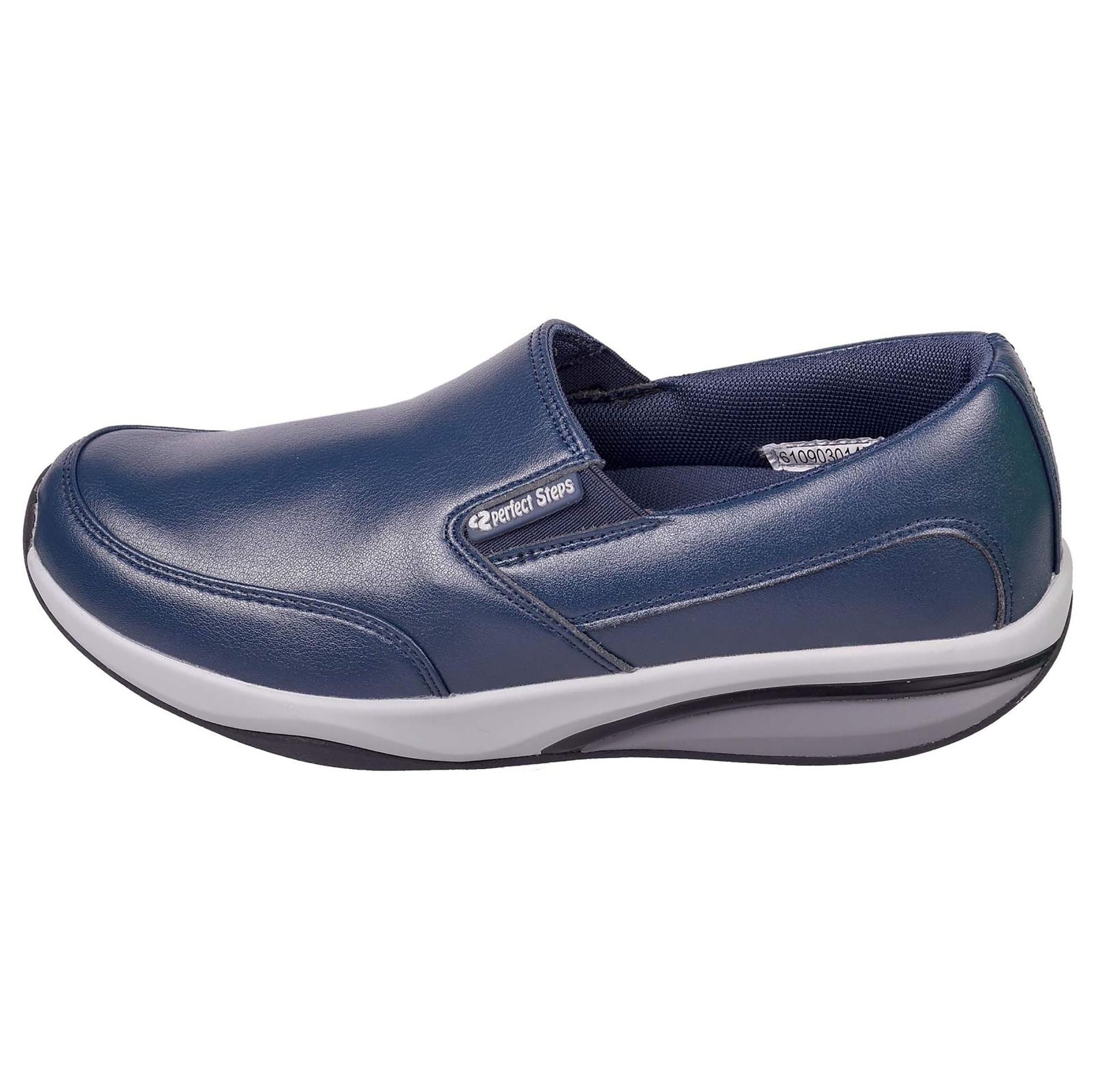 کفش مخصوص پیاده روی زنانه پرفکت استپس مدل پریمو کژوال رنگ سرمه ای main 1 1