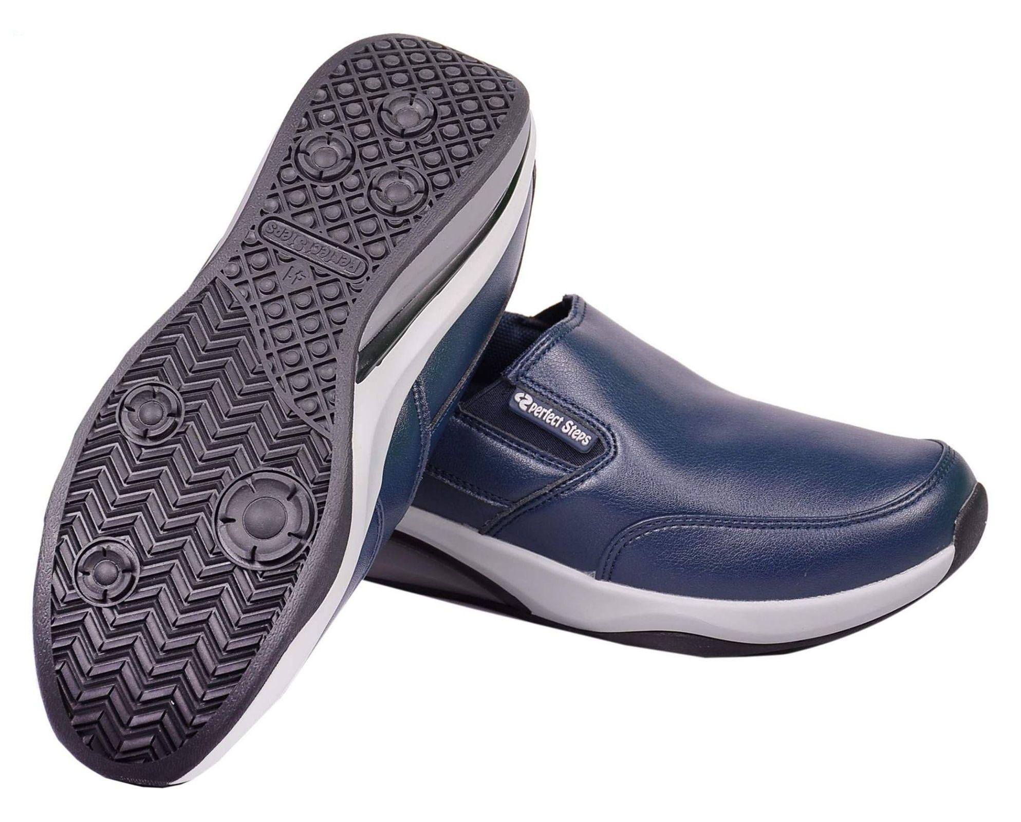 کفش مخصوص پیاده روی زنانه پرفکت استپس مدل پریمو کژوال رنگ سرمه ای main 1 6