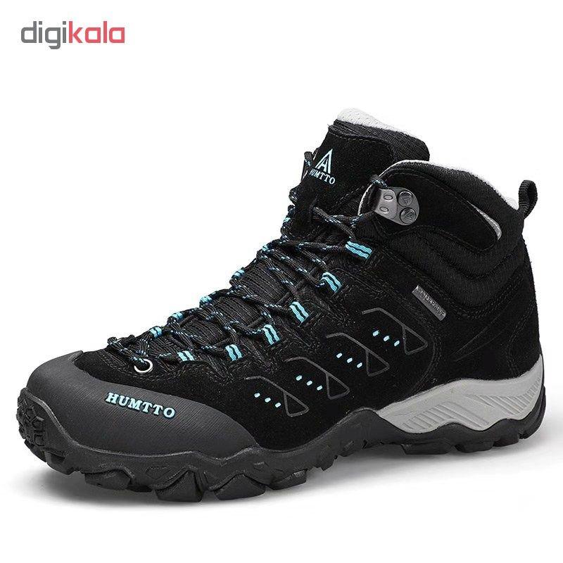 کفش مخصوص کوهنوردی زنانه هامتو مدل 1-290027B