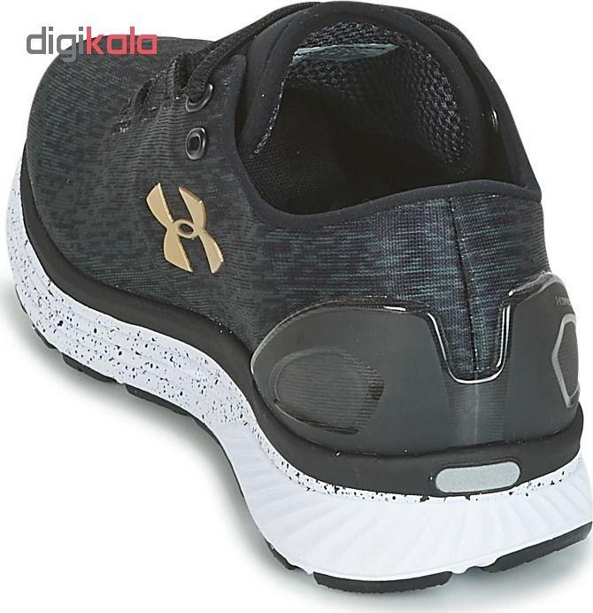 کفش مخصوص پیاده روی نه آندر آرمور مدل Charged Bandit 3 Ombre W