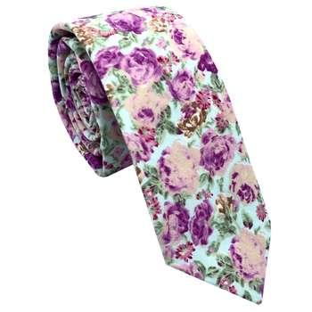 کراوات مردانه هکس ایران مدل KT-FLOW 5