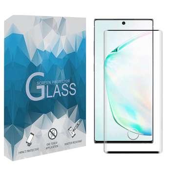 محافظ صفحه نمايش 5D مدل FGSP مناسب براي گوشي موبايل سامسونگ Galaxy Note 10