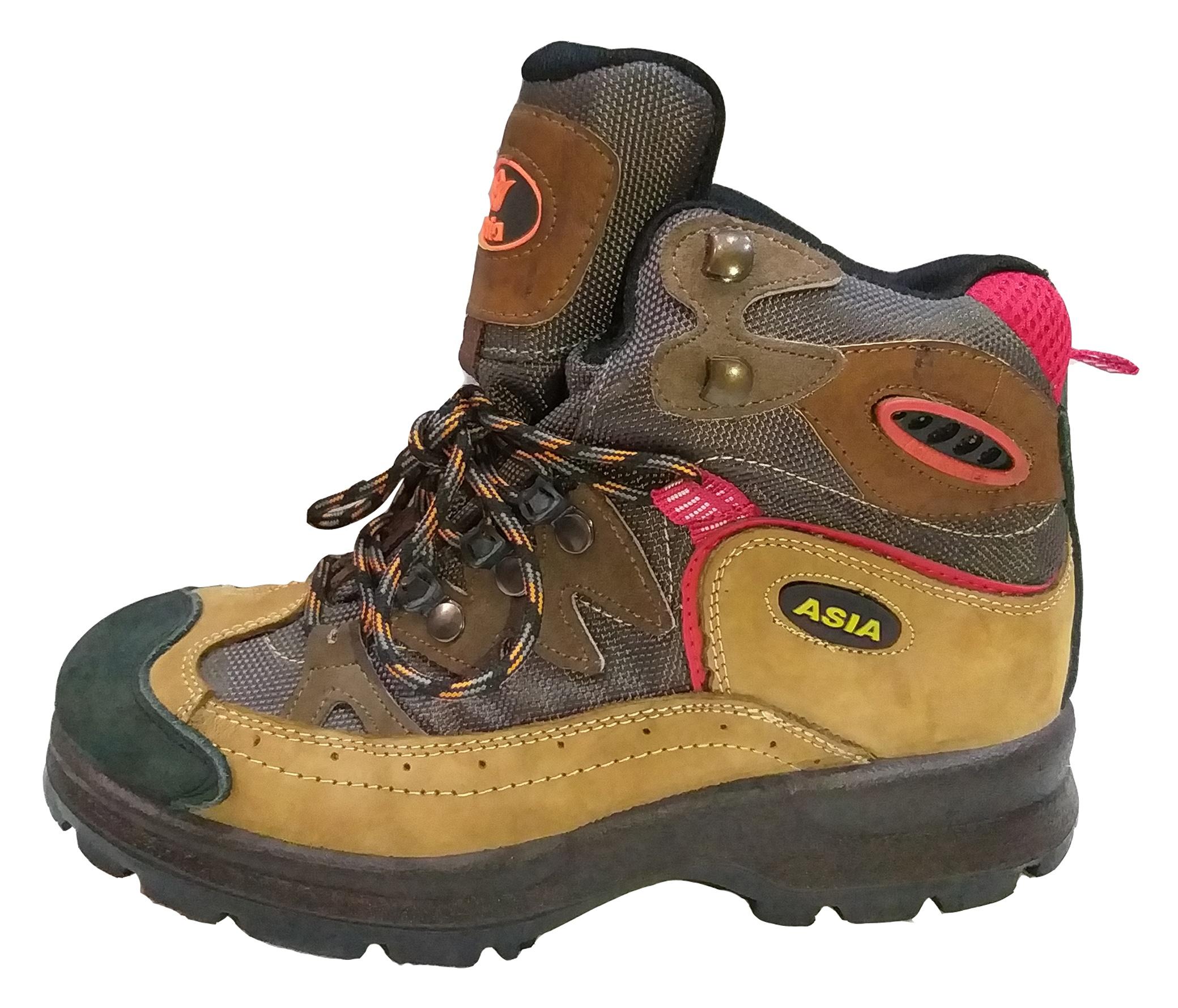 خرید کفش کوهنوردی زنانه آسیا مدل اسکارپا کد 458