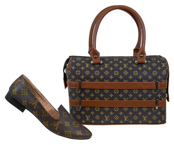 ست کیف و کفش زنانه کد 1115-SE101