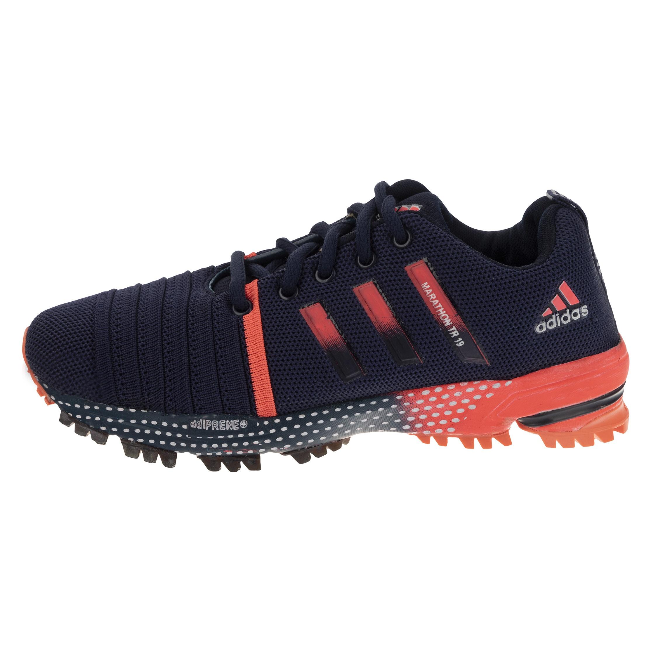 کفش مخصوص پیاده روی زنانه طرح ماراتن مدل BZ009