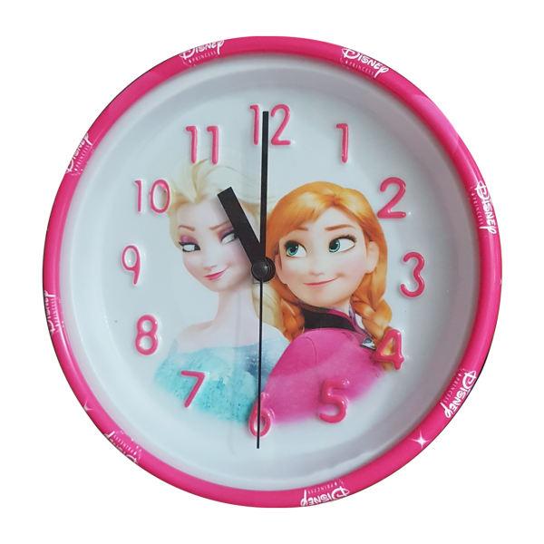 ساعت دیواری کودک طرح فروزن کد A-SDf