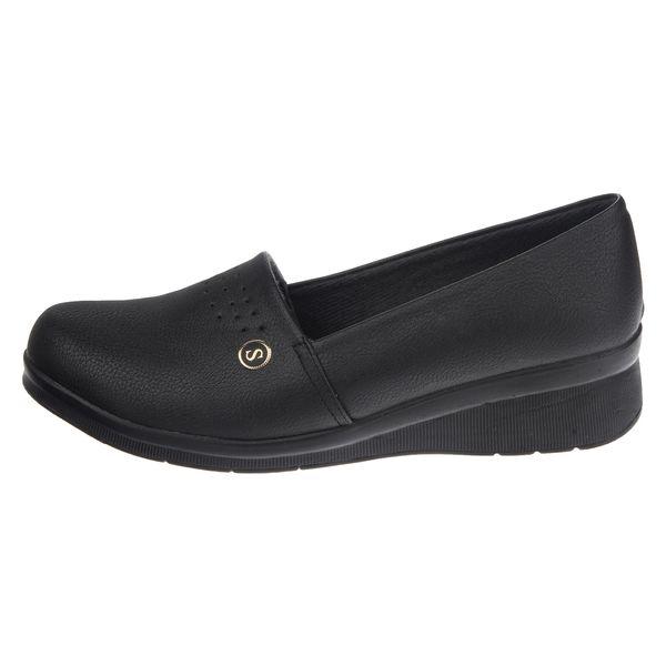 کفش زنانه سینا کد 11 رنگ مشکی