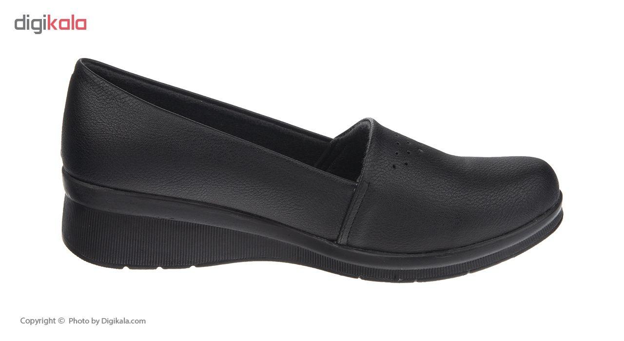 کفش زنانه سینا کد 11 رنگ مشکی main 1 1