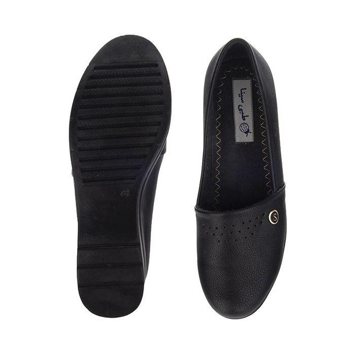 کفش زنانه سینا کد 11 رنگ مشکی main 1 4