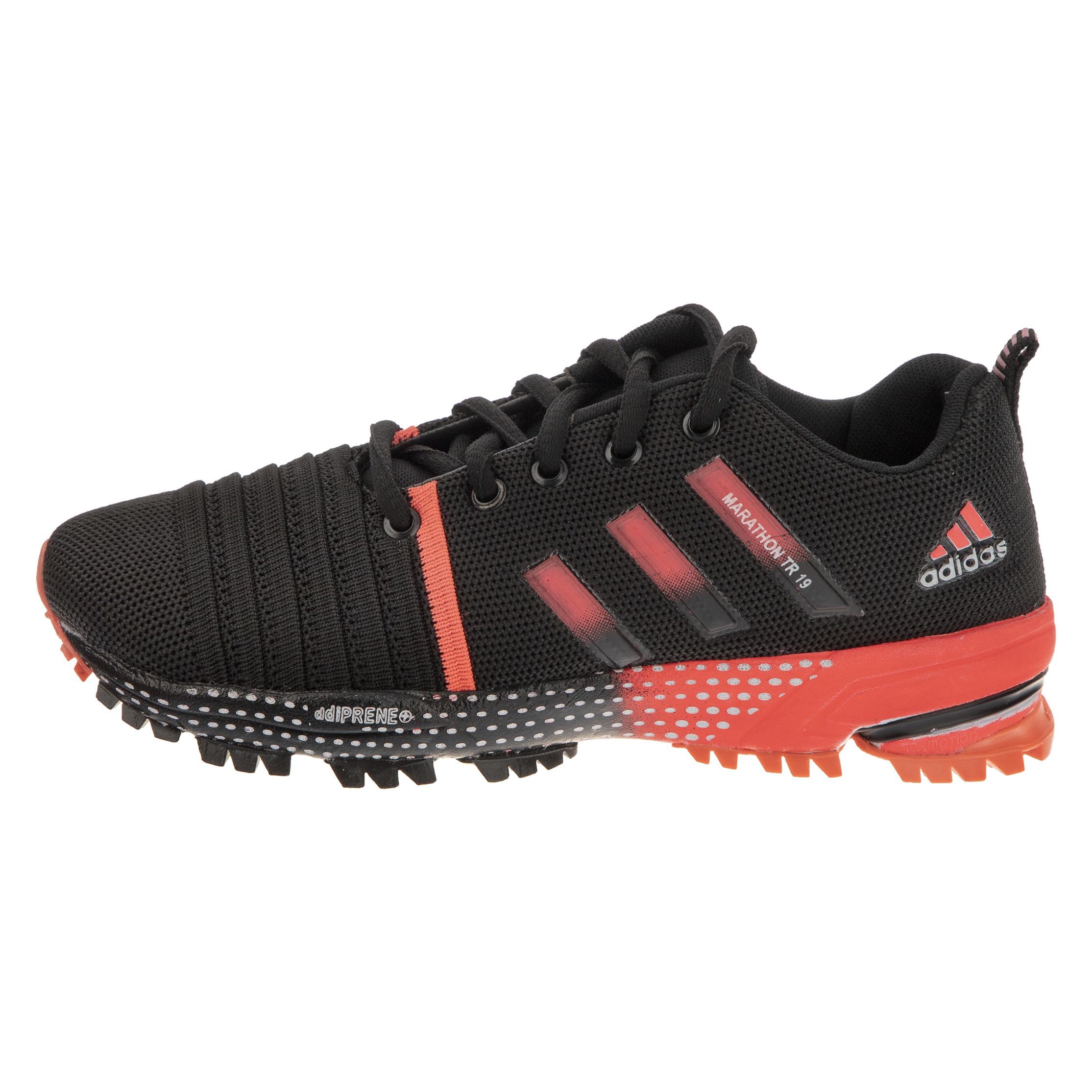 کفش مخصوص پیاده روی زنانه طرح ماراتن مدل BZ012
