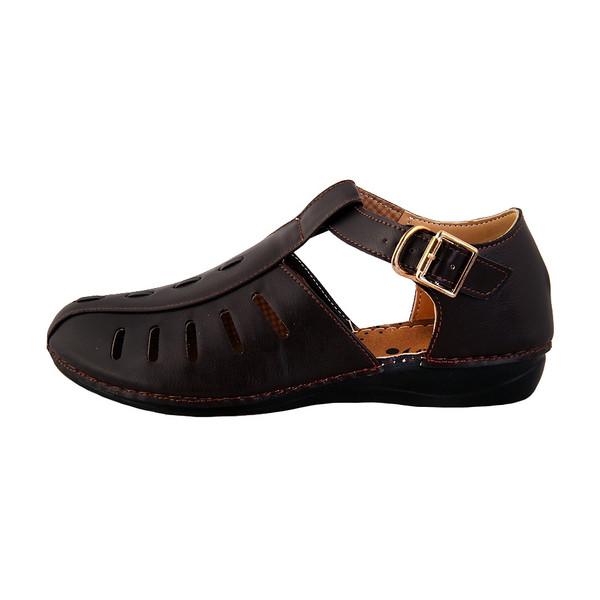 کفش روزمره زنانه شهپر مدل رویا 106 کد 07