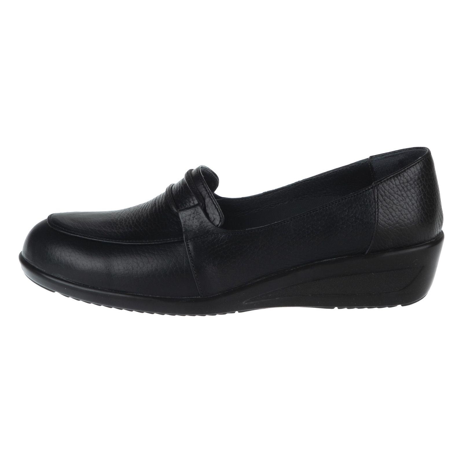 کفش روزمره زنانه شیفر مدل 5279A-101 - مشکی - 3
