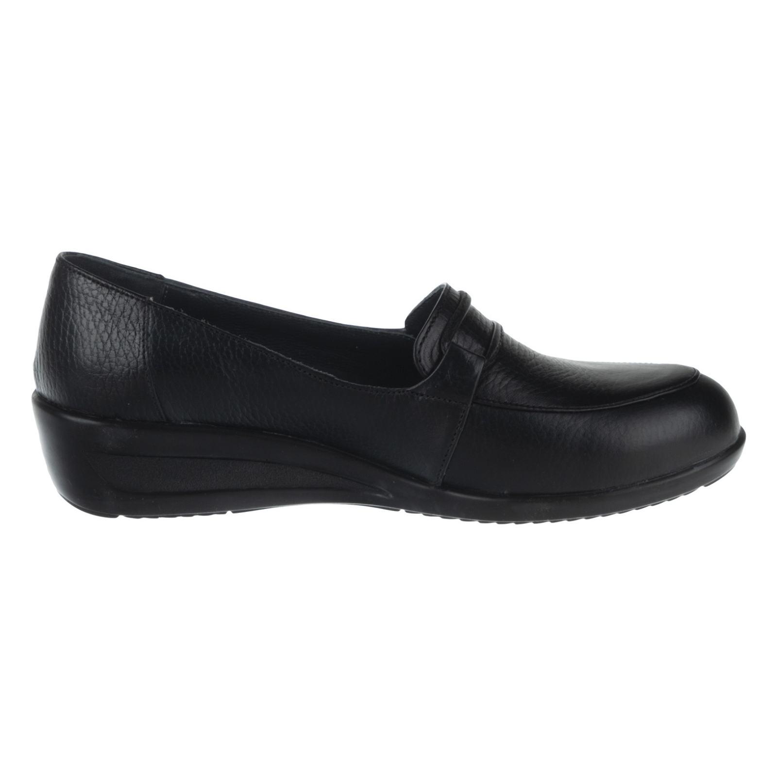 کفش روزمره زنانه شیفر مدل 5279A-101 - مشکی - 4
