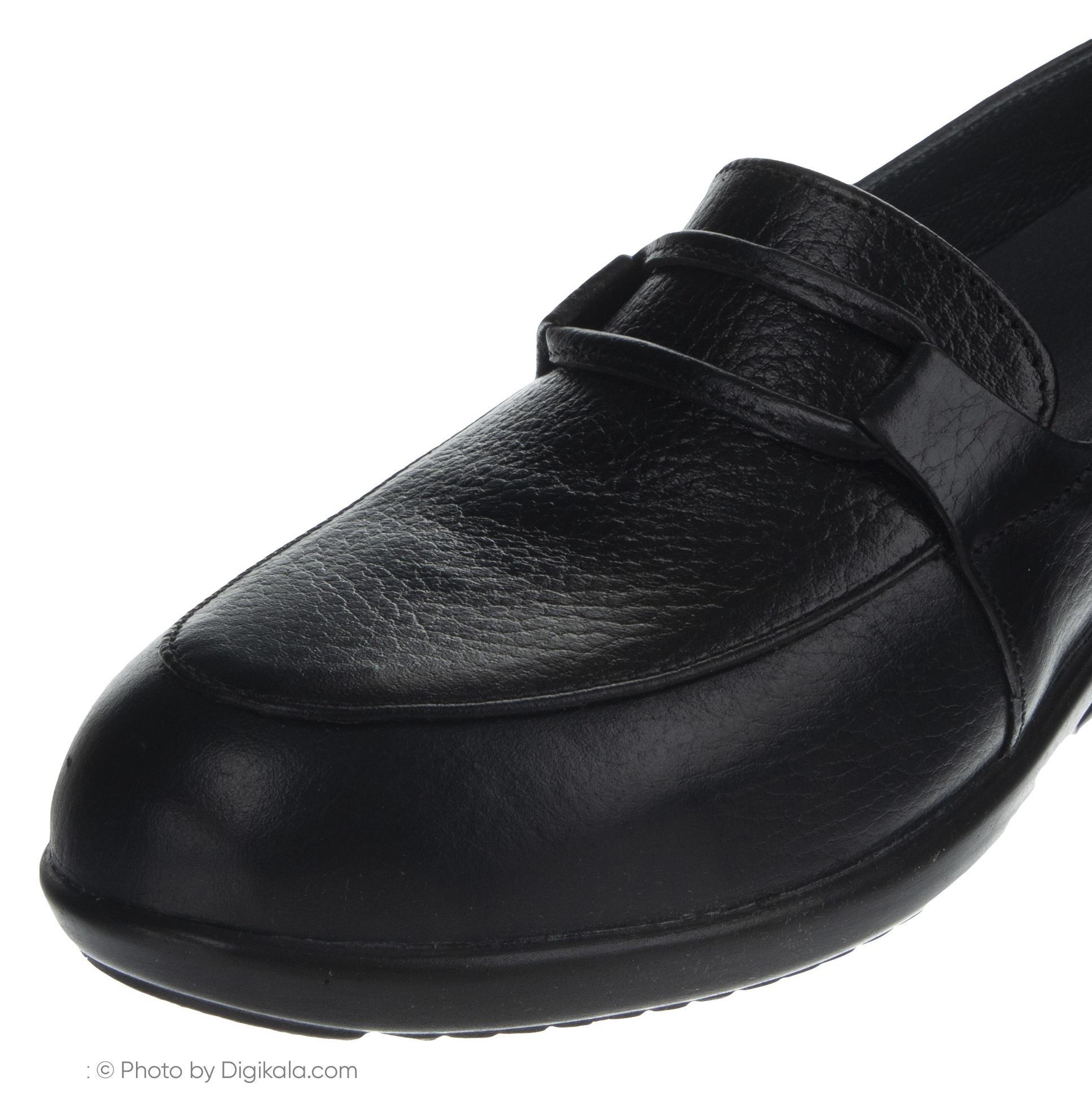 کفش روزمره زنانه شیفر مدل 5279A-101 - مشکی - 8