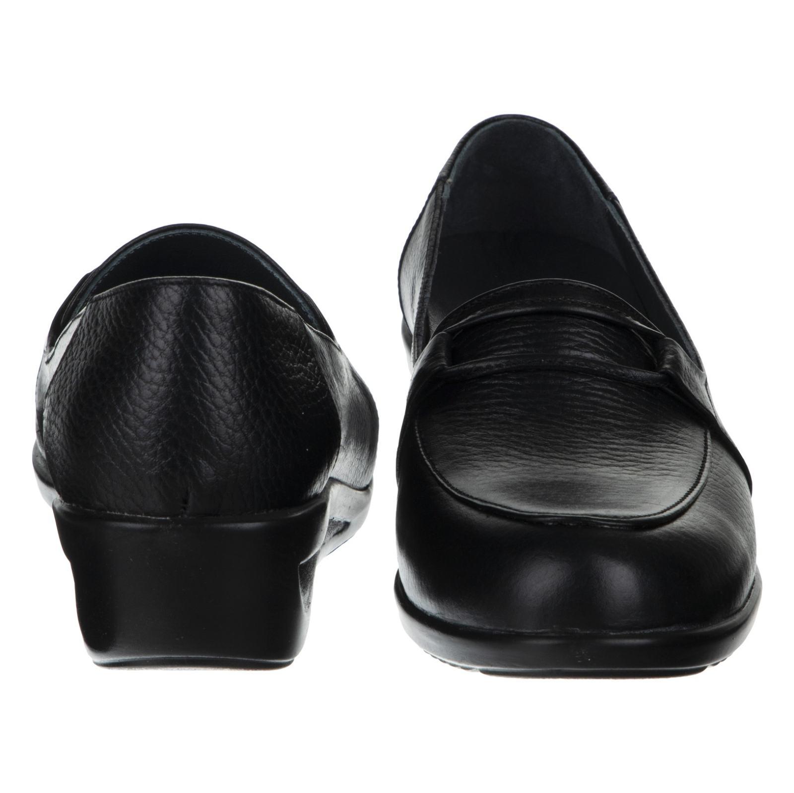 کفش روزمره زنانه شیفر مدل 5279A-101 - مشکی - 7