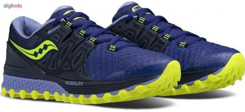 کفش طبیعت گردی  زنانه ساکنی مدل XODUS ISO FIT کد S10387-3