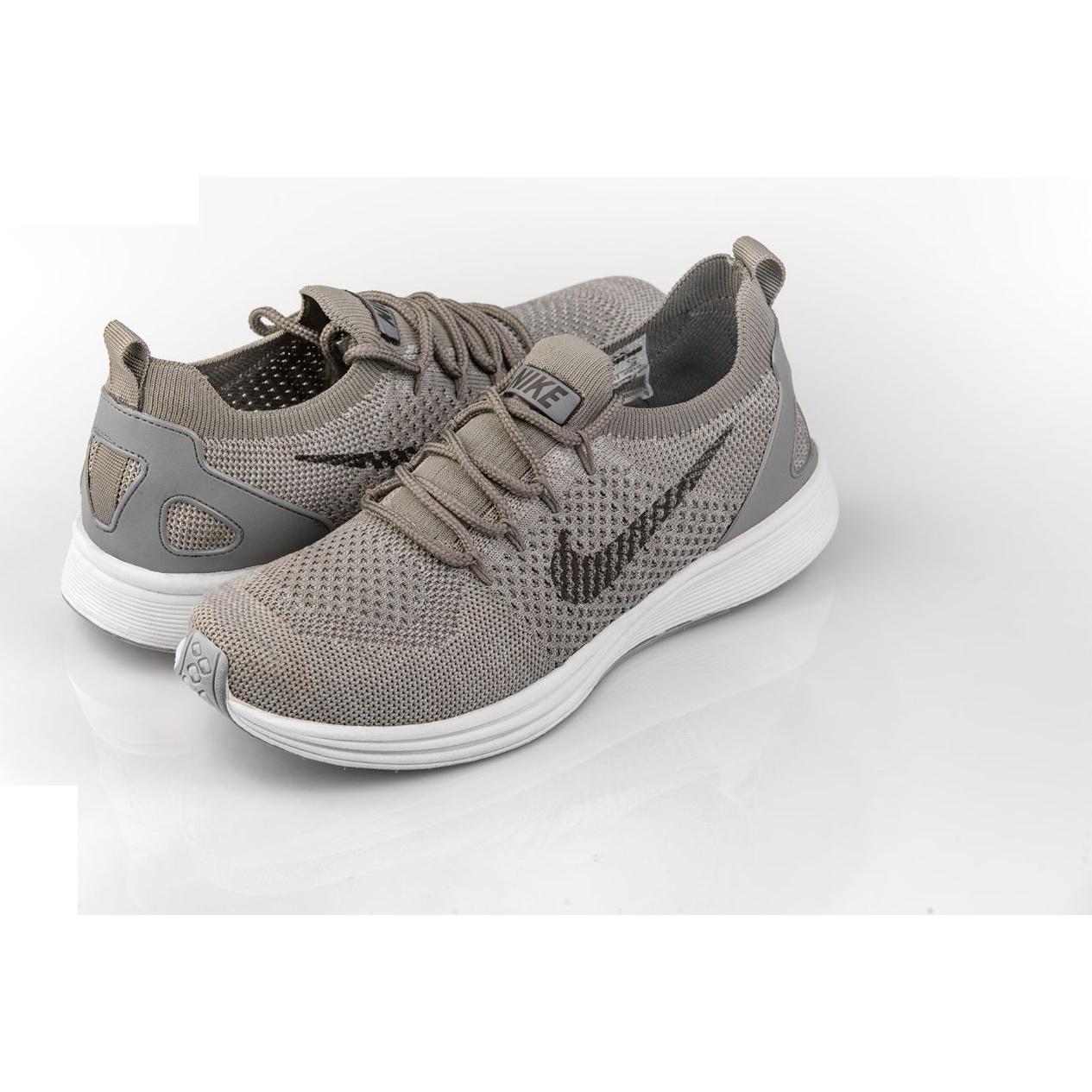 کفش مخصوص پیاده روی زنانه مدل رویال رنگ طوسی