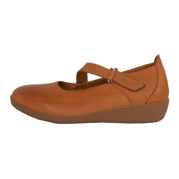کفش روزمره زنانه پارینه چرم مدل SHOW6-1