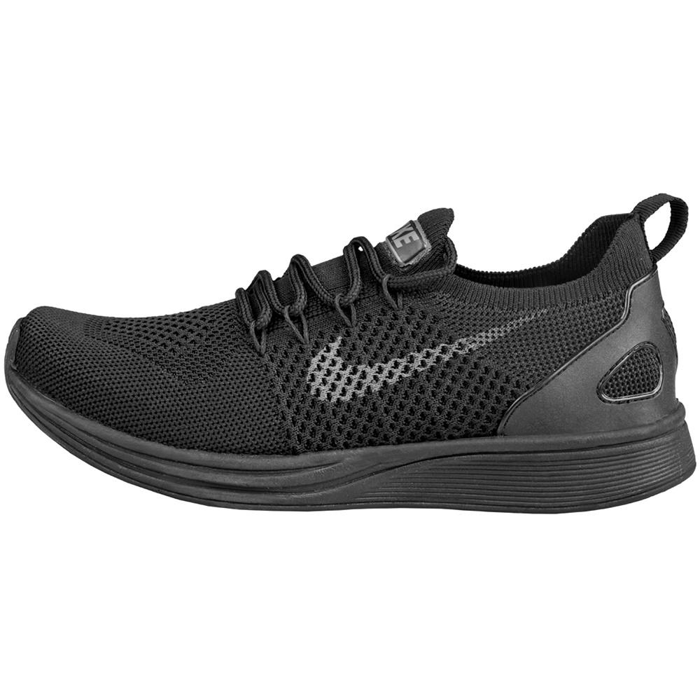 کفش مخصوص پیاده روی زنانه مدل رویال 03 رنگ مشکی