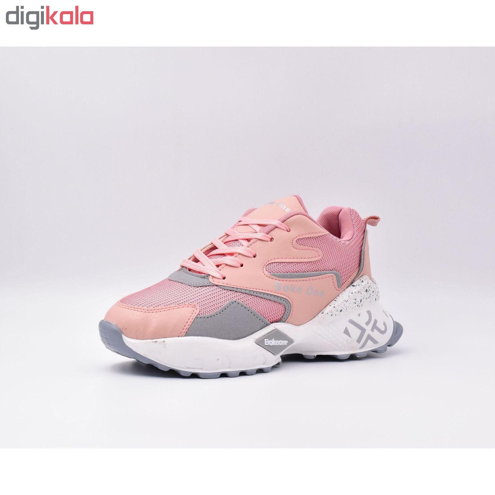کفش مخصوص پیاده روی زنانه پارمیس کد JA6010 main 1 6
