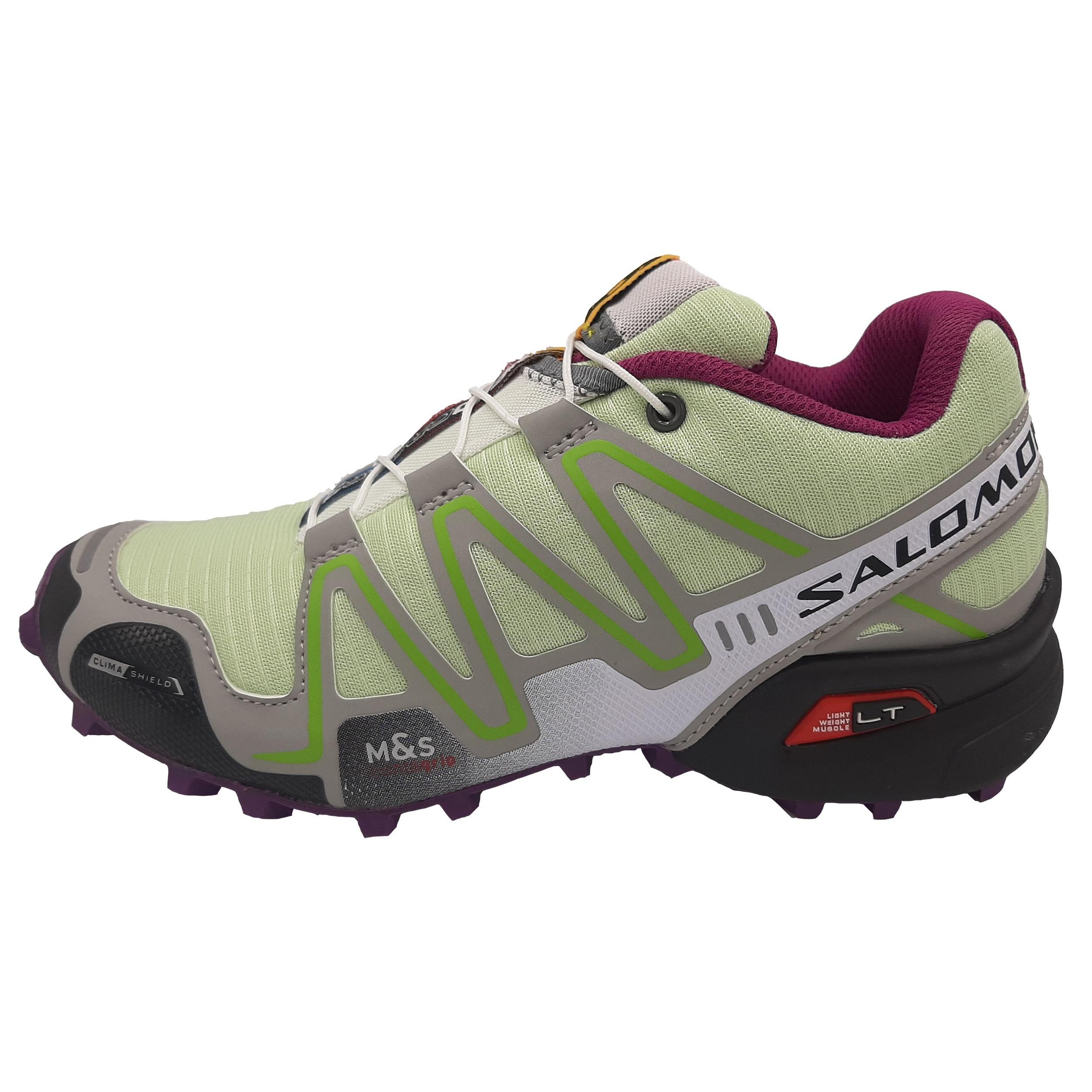 کفش مخصوص پیاده روی زنانه سالومون مدل Speedcross3 کد S.gr