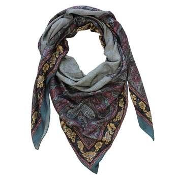 روسری زنانه ویسمارا مدل ارغوان کد ۰۰۱۴