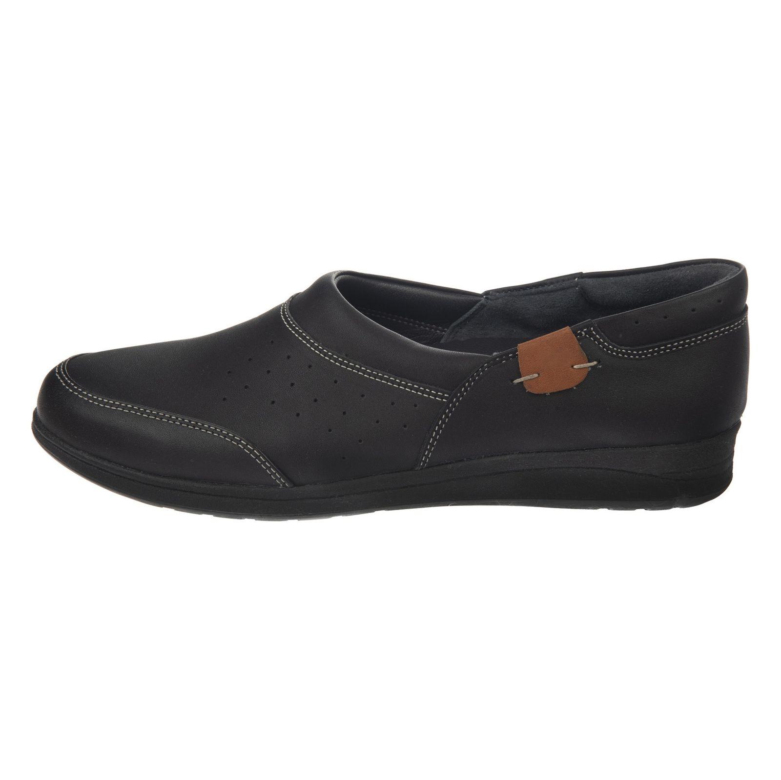 کفش روزمره زنانه شیفر مدل 5181B-101 - مشکی - 3