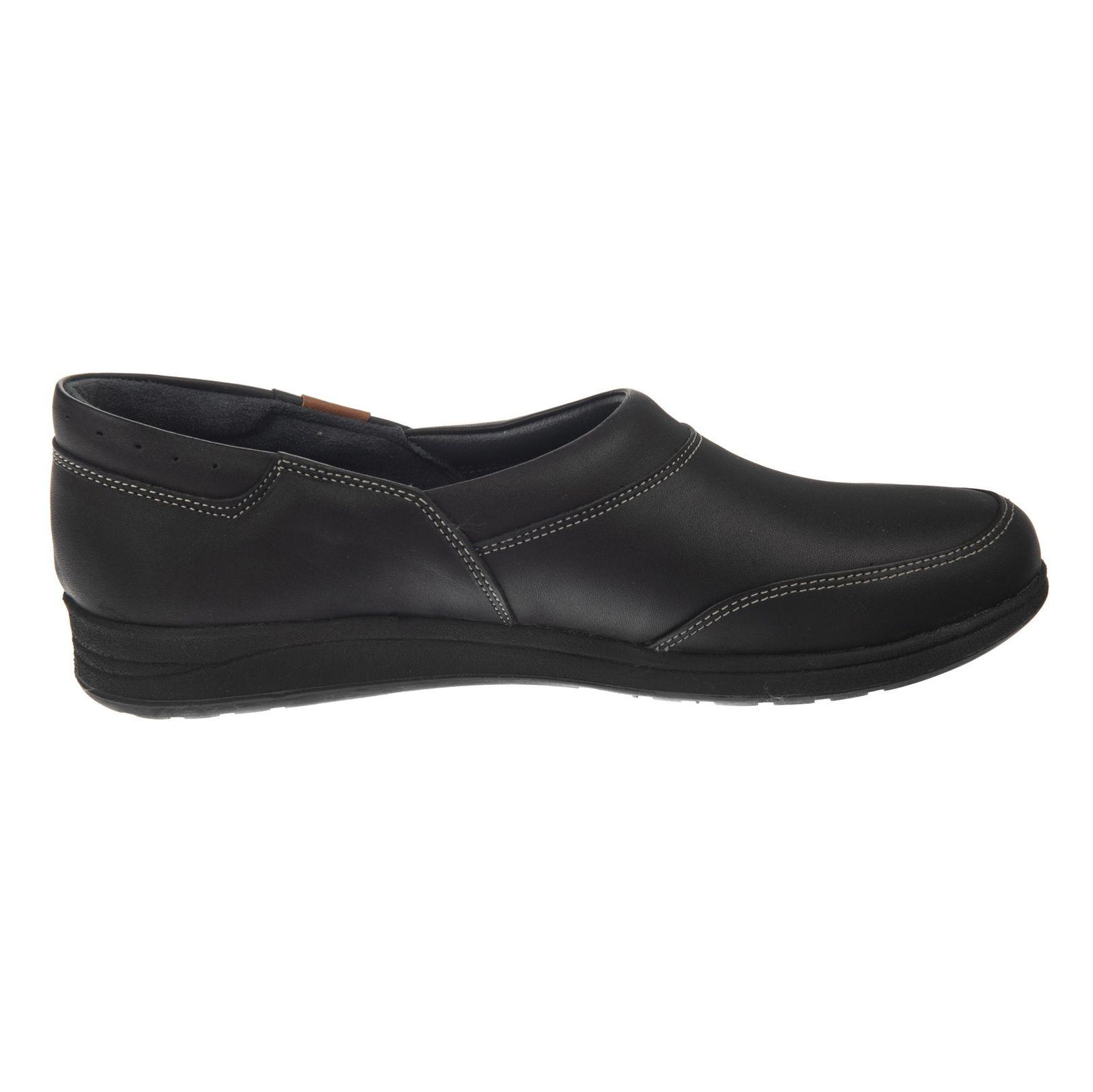 کفش روزمره زنانه شیفر مدل 5181B-101 - مشکی - 6