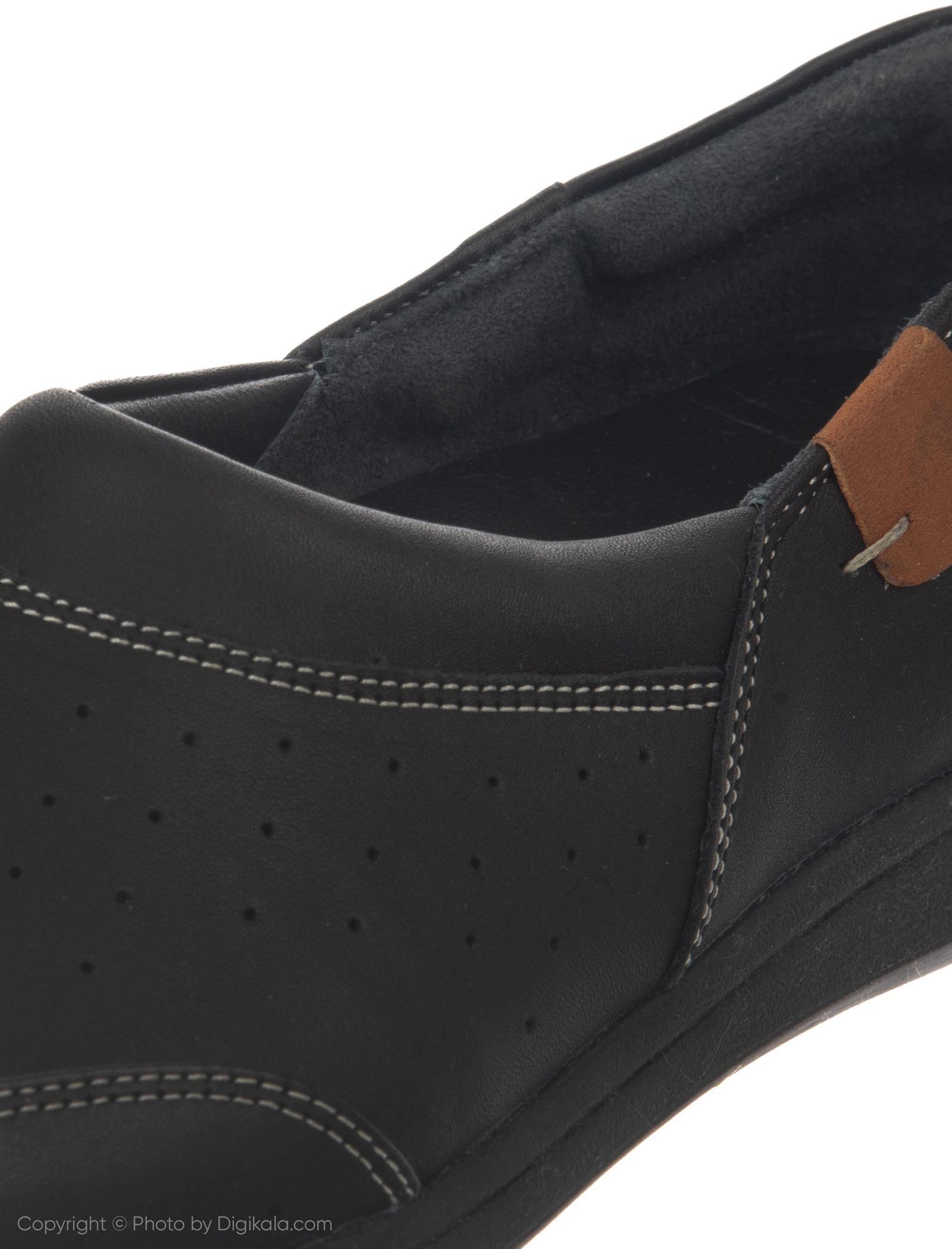 کفش روزمره زنانه شیفر مدل 5181B-101 - مشکی - 8