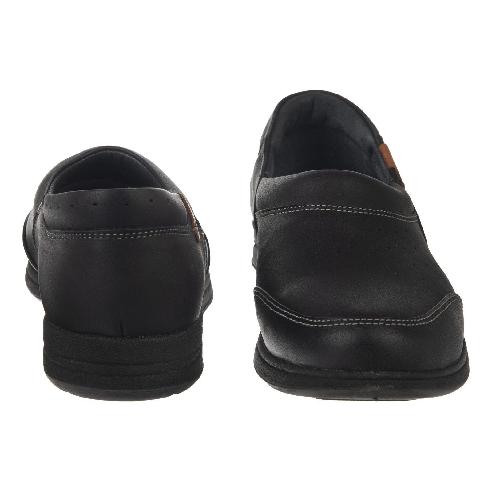 کفش روزمره زنانه شیفر مدل 5181B-101 - مشکی - 5