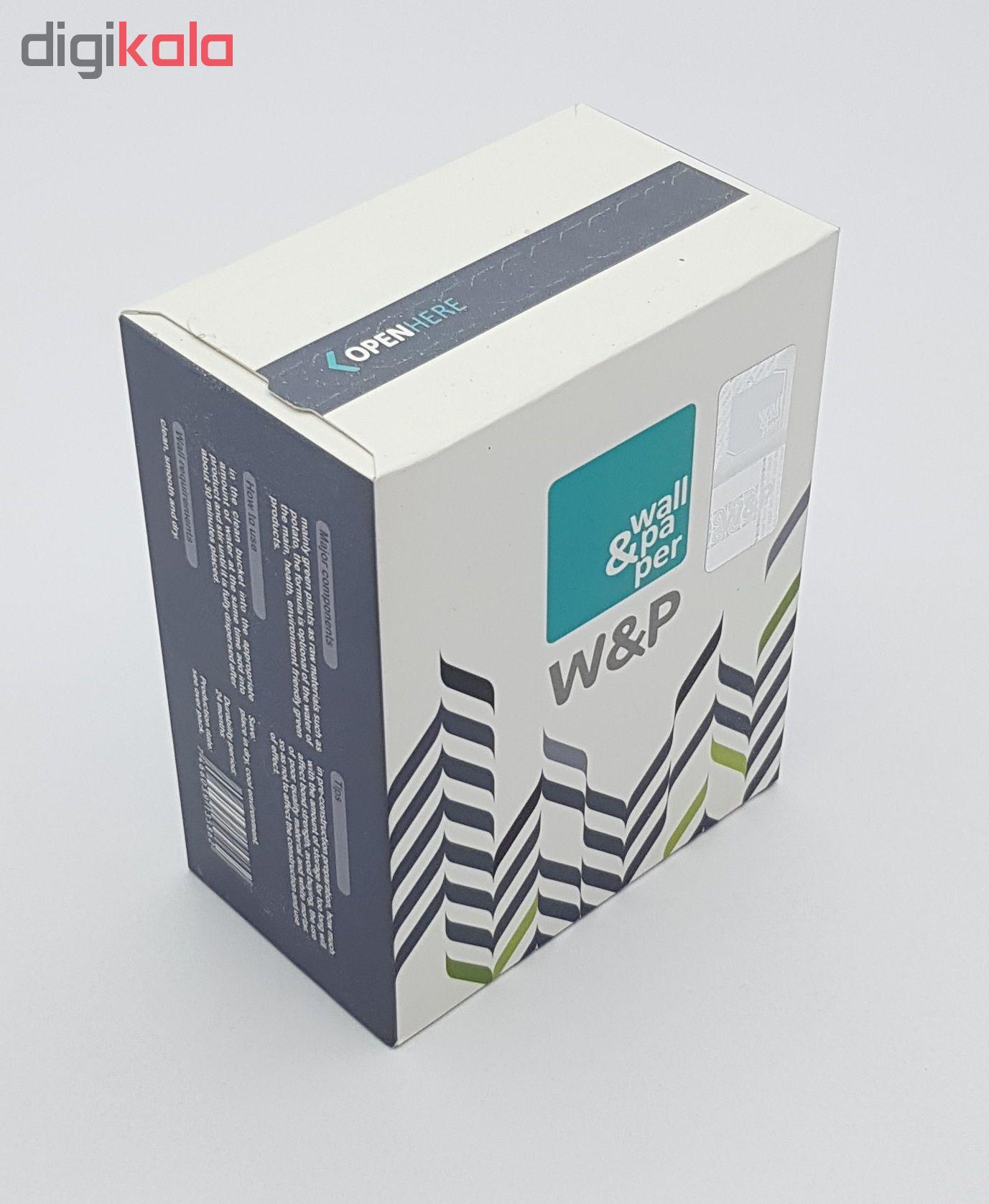چسب کاغذ دیواری دبلیو اند پی مدل wp2 وزن 250 گرم