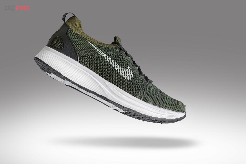 کفش مخصوص پیاده روی زنانه مدل رویال 01 رنگ یشمی
