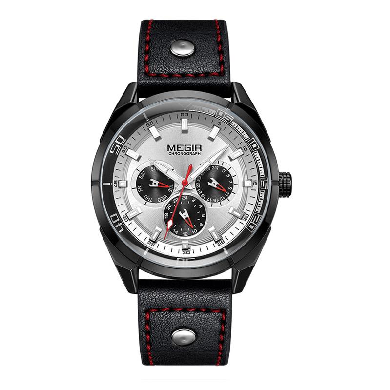 کد تخفیف                                      ساعت مچی عقربه ای مردانه مگیر مدل ML2072G-BK-7