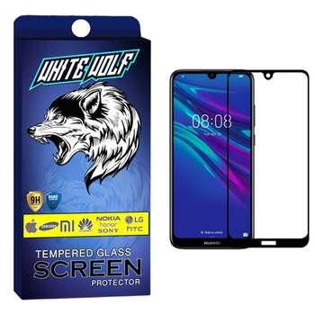 محافظ صفحه نمایش وایت ولف مدل WGF مناسب برای گوشی موبایل هوآوی Y6 prime 2019