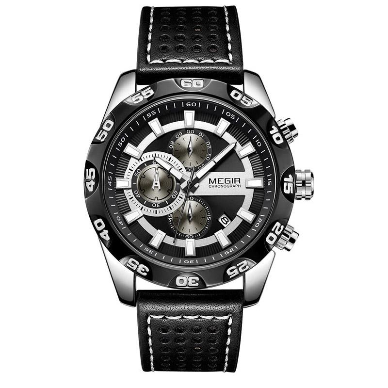 کد تخفیف                                      ساعت مچی عقربه ای مردانه مگیر مدل ML2096GS-BK-1