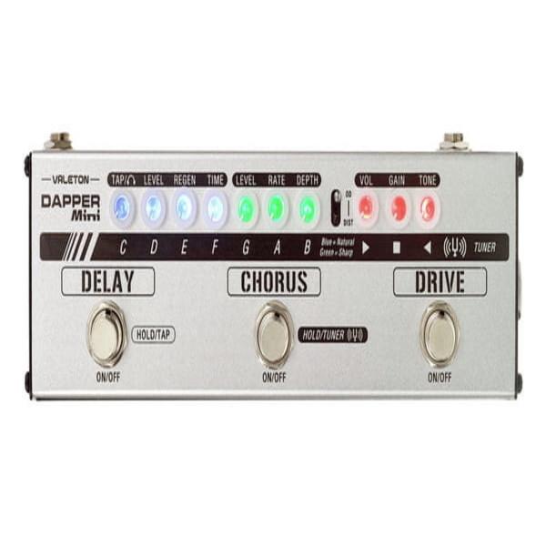 افکت گیتار والتون مدل Dapper mini