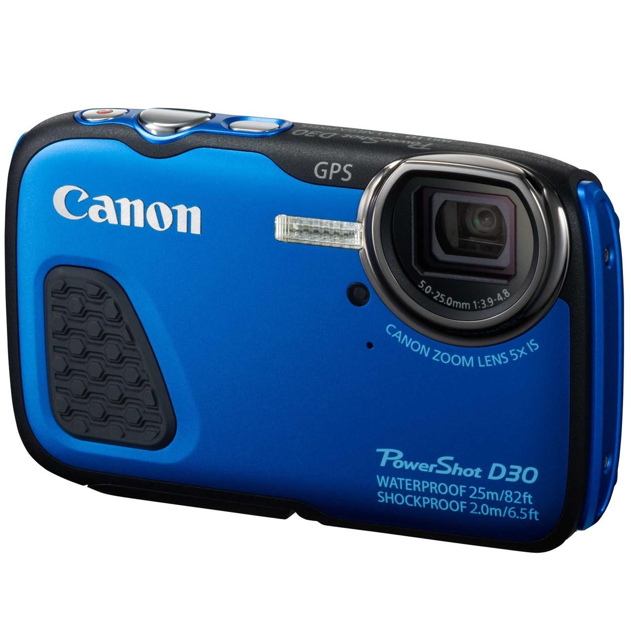 دوربین دیجیتال کانن مدل PowerShot D30