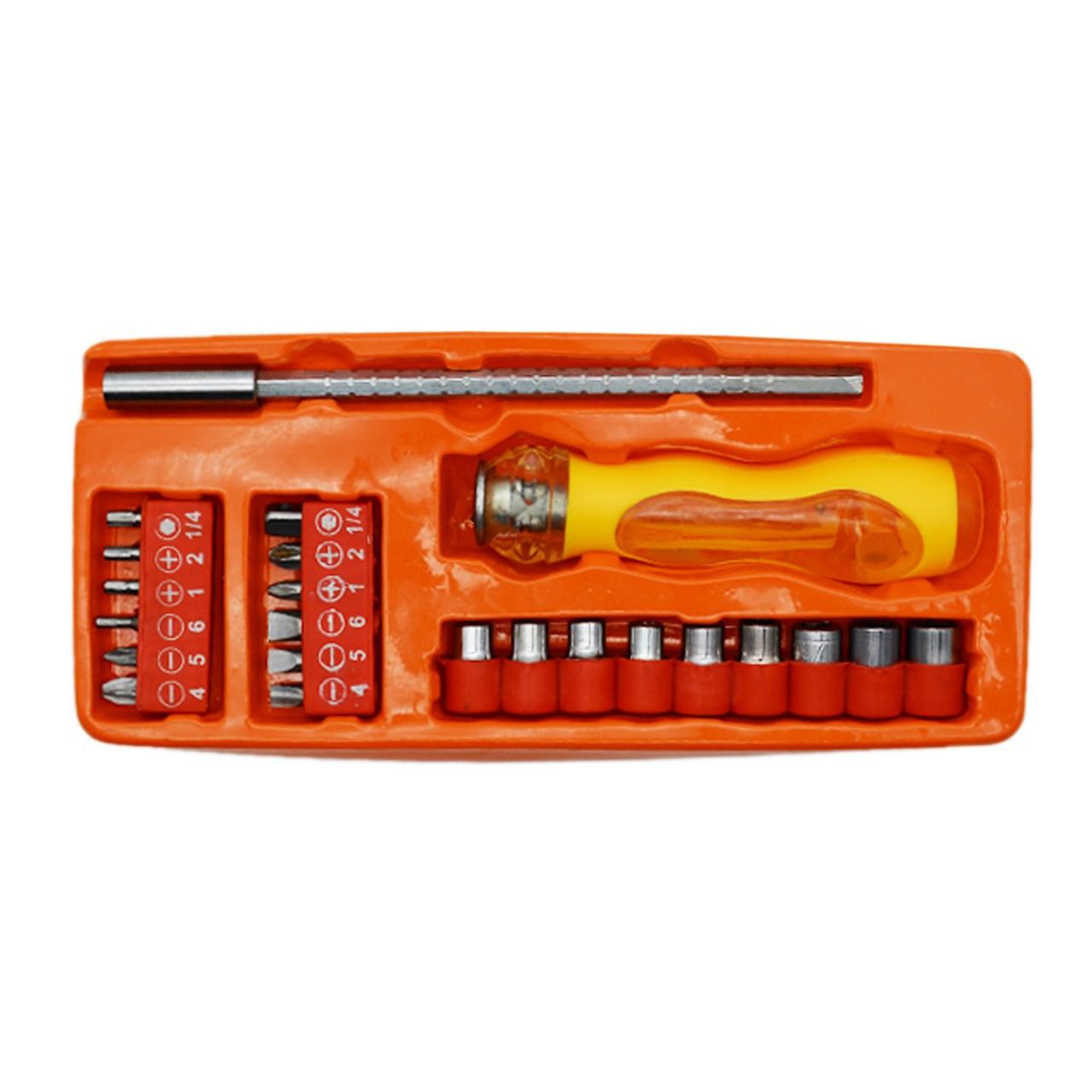 مجموعه 25 عددی ابزار جیا لونگ مدل JL-1039