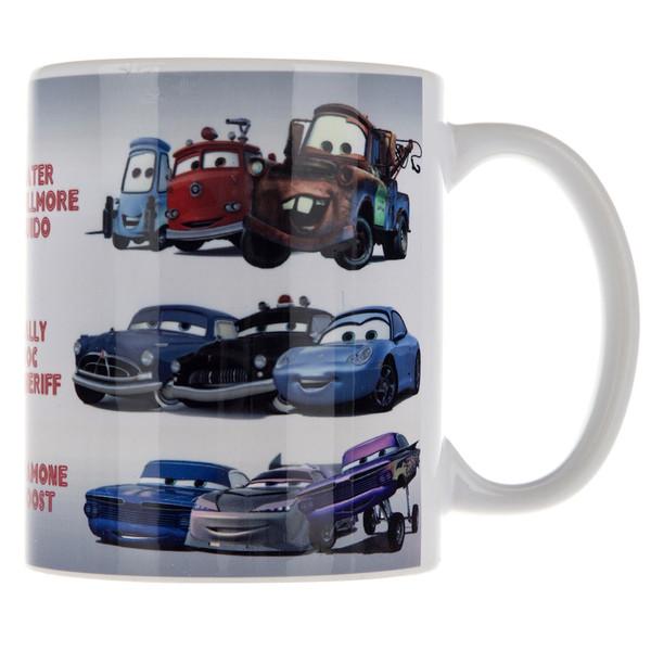ماگ آریو کالر مدل Cars